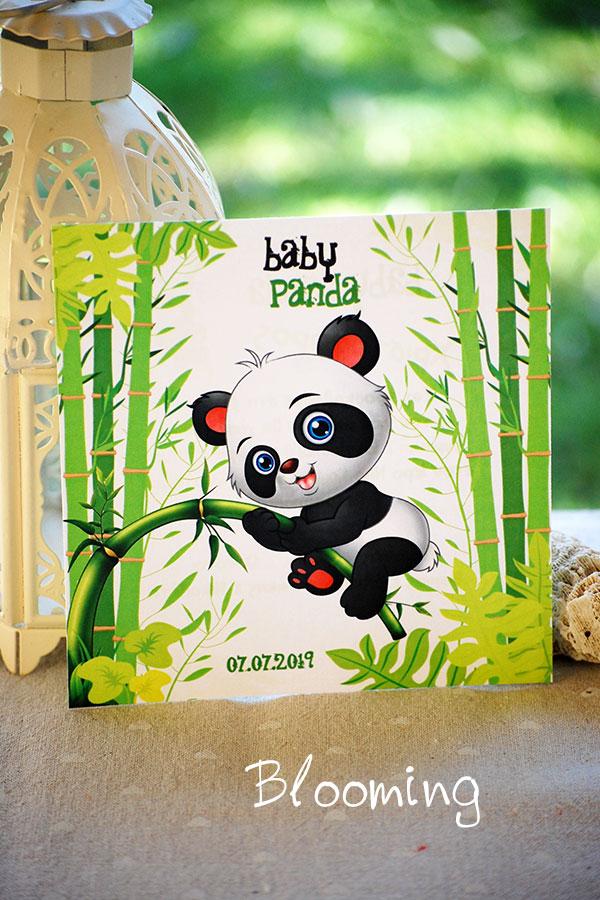 Βαπτιση Panda - Παντα