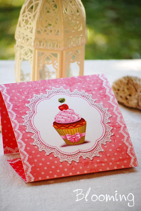Βαπτιση Καπκεικ - Cupcake