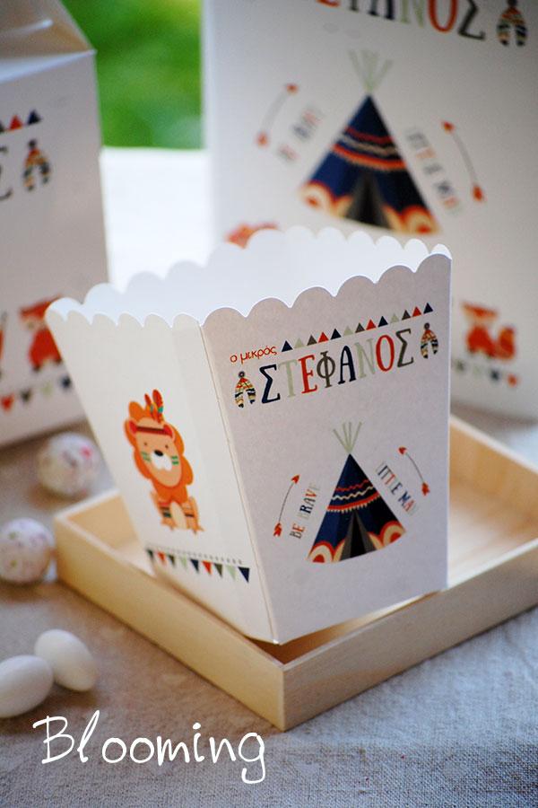Κουτακια ποπ κορν-Lunch Box