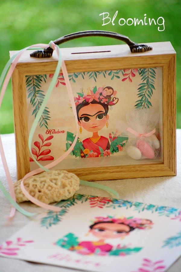 Βαπτιση Φριντα-Frida Kahlo