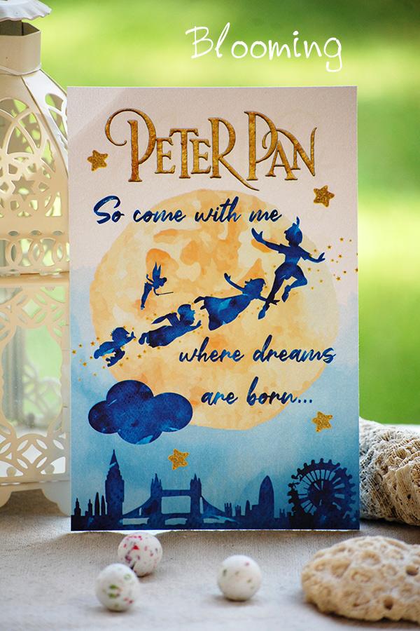 Βαπτιση Πητερ Παν - Peter Pan